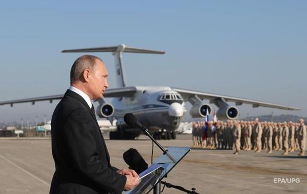 Путін 4.0. Військова риторика перед виборами