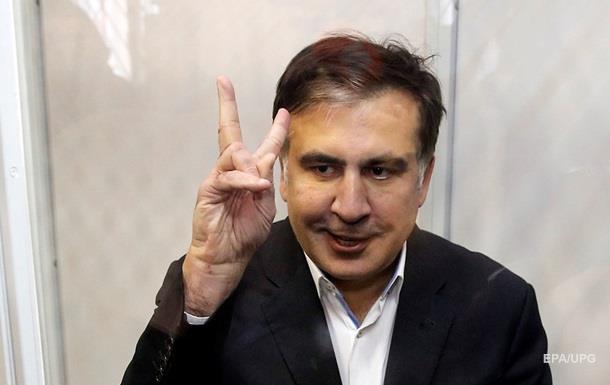 Михо освобожденный. Как судили Саакашвили
