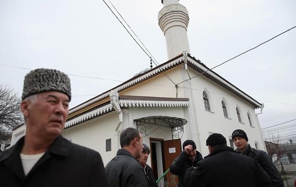 Обыск вКрыму. Оккупанты отпустили сына активиста Меджлиса