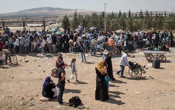 ЕС выделит для беженцев в Турции 700 млн евро