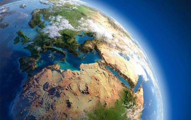 ДВОДОЛЬНА ЗЕМЛЯ З МАЛОЮ І ВЕЛИКОЮ ДОЛЯМИ. Науковий погляд на утворення Землі