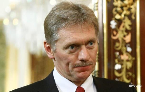 У Кремлі стурбовані висловлюваннями Саакашвілі