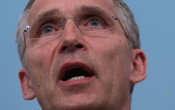 Генсек НАТО Столтенберг залишиться напосаді до2020 року