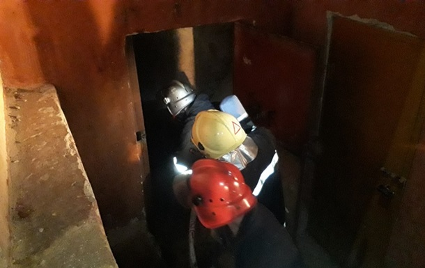 В Ровно горела многоэтажка: погиб мужчина