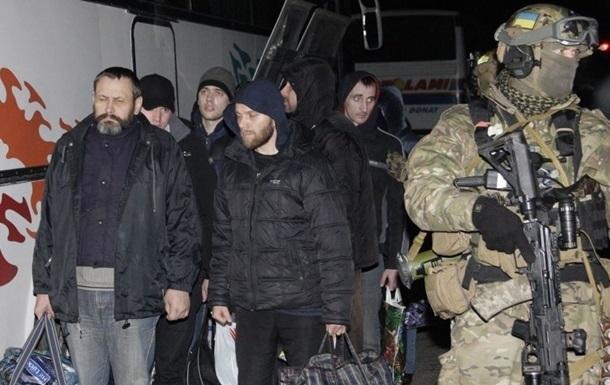 Пленные сепаратисты не хотят возвращаться на Донбасс – Геращенко