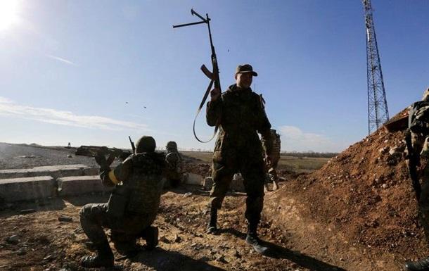 Штаб: Сепаратисти 24 рази відкривали вогонь по українських позиціях