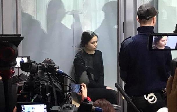 ДТП в Харькове: Зайцевой продлили арест