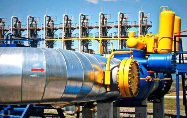 Україна відновила обсяги транзиту газу в Європу