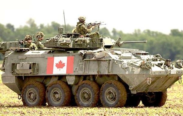 Канада зняла заборону на продаж Україні зброї