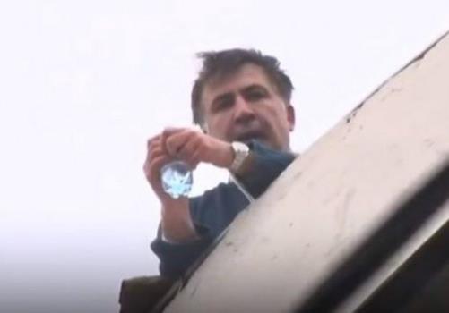 Свободный Саакашвили, или Смерть нового майдана