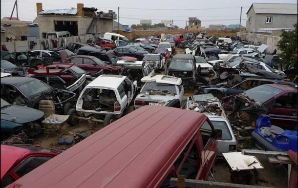 Перевозчики из ОРДЛО скоро могут сдать свои машины на разборки