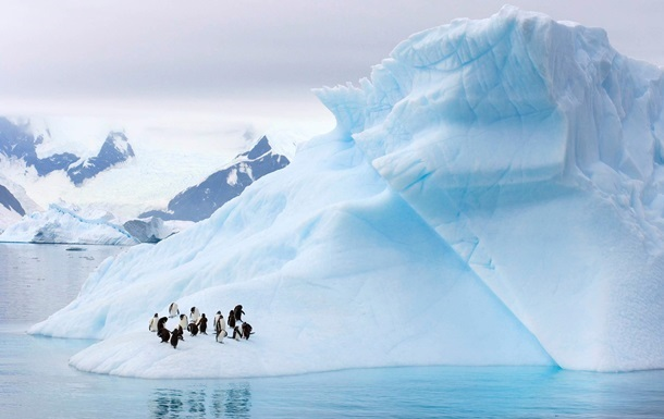 У берегов Антарктиды произошло мощное землетрясение