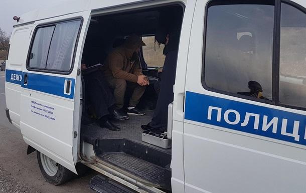 В Крыму задержанный татарин попал в реанимацию