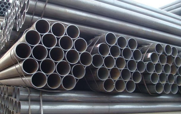 Украина увеличила производство труб на четверть