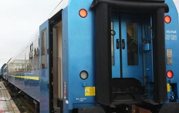 Новий поїзд Відень-Київ зламався посеред дороги під час першого рейсу