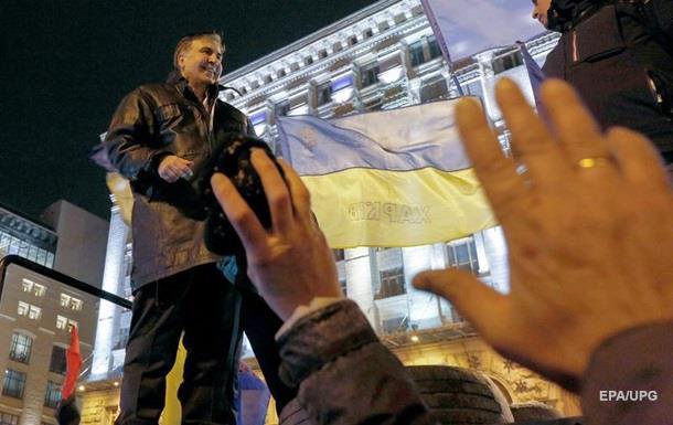 Саакашвілі хоче стати мером Одеси