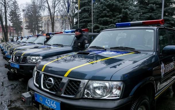 Миссия Евросоюза передала Нацполиции 30 внедорожников