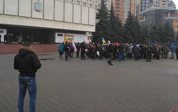 Актеры Киевского областного театра объявили голодовку