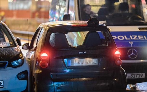 У Берліні проходить спецоперація з пошуку бойовиків ІДІЛ