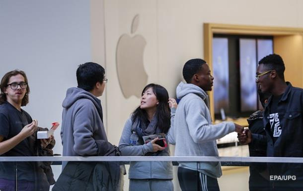 Компанія Apple за секунду заробляє 1444 долари