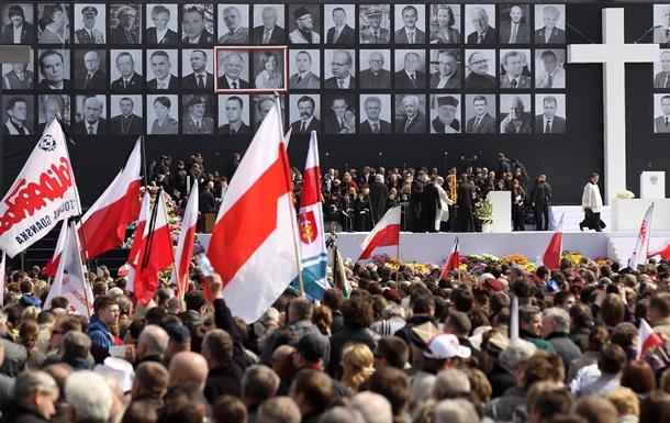 МИД Польши: Россия скрывает свидетелей Смоленской катастрофы