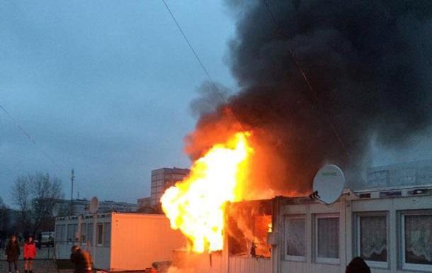 В пожаре в Днепропетровской области погиб ребенок
