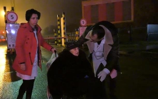 Росія витурила хвору 86-річну українку - Жебрівський