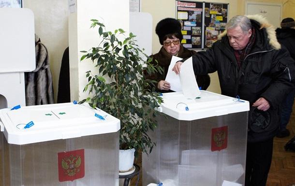 Вибори в Росії пройдуть на річницю анексії Криму