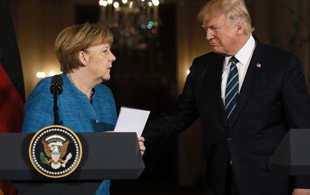 Похожа ли Меркель на унтер-офицерскую вдову??