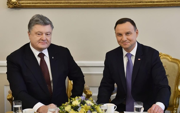 Дуда улыбается, а Петро в Киев возвращается (ни с чем)!