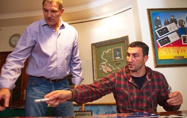 Уникальный аукцион в Klitschko Expo 17 декабря