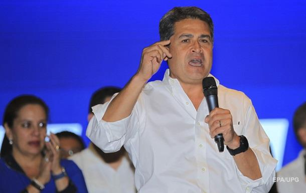 Навыборах президента Гондураса победил действующий глава государства