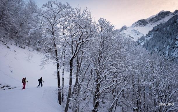 Синоптики предупредили о росте лавинной опасности в Карпатах