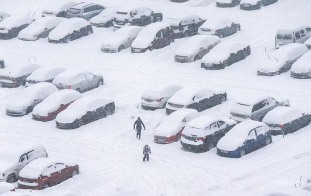 ВУкраїні оголошено штормове попередження майже уполовині областей