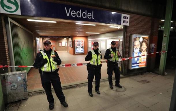 ВГамбурге настанции городской электрички произошел взрыв