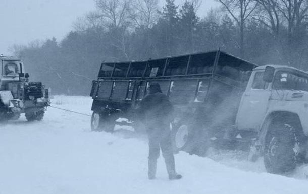 В Киев ограничат въезд грузовиков 18 декабря