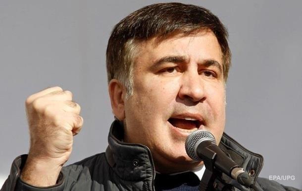 Саакашвили пришел в ГПУ, но отказался от допроса