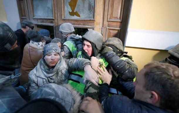 Штурм Октябрьского: полиция открыла еще одно производство