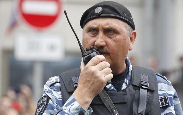 РФ отказала в аресте экс-командира полка Беркута