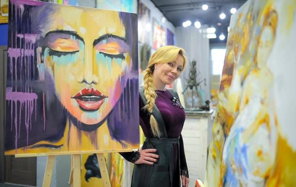 Художница Kass: Украинскому искусству не хватает инсталляций и перформансов