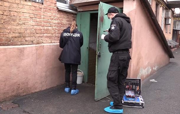 В центре Киева зарезали дворника ради оргтехники