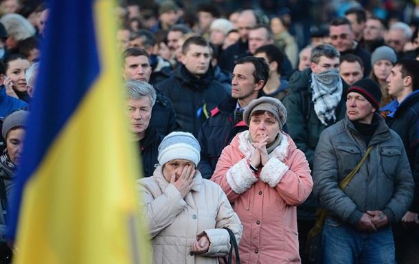 Население Украины сократилось до 42,4 миллионов