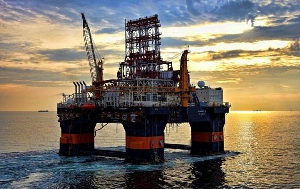 Роснефть почала буріння на шельфі Чорного моря