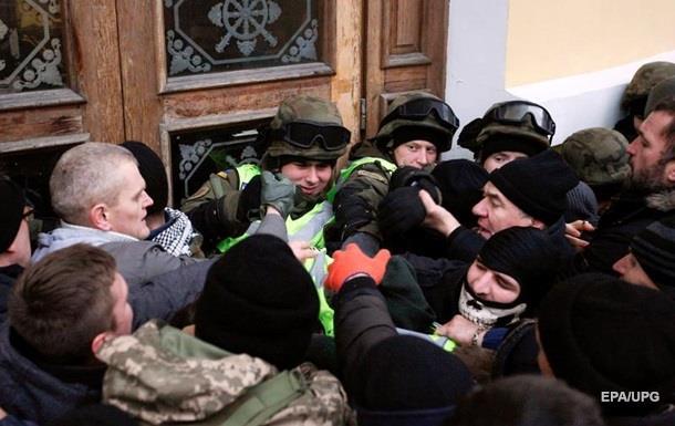 Штурм Октябрьского и Саакашвили в ГПУ. Главное