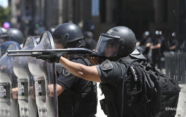Протести в Буенос-Айресі: 162 постраждалих
