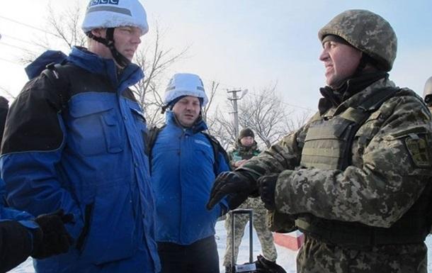 Військові із СЦКК залишили ДНР