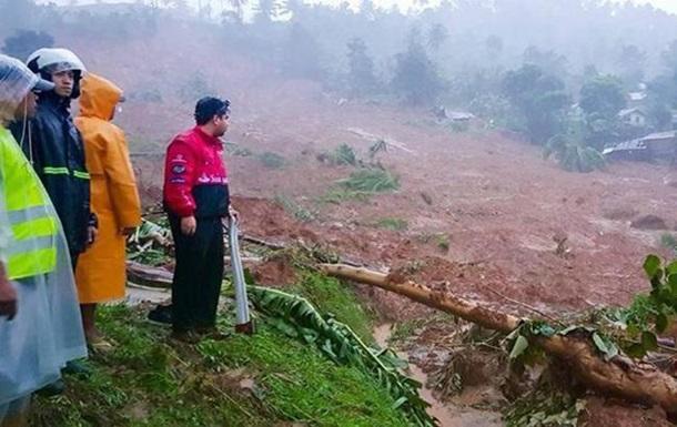Зсув на Філіппінах забрав життя 41 людини