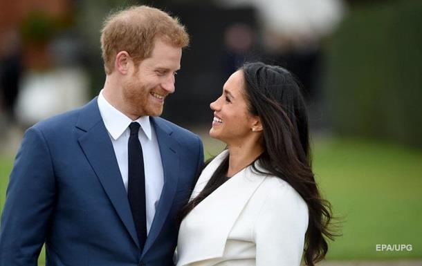 Опубликован эскиз свадебного платья невесты принца Гарри