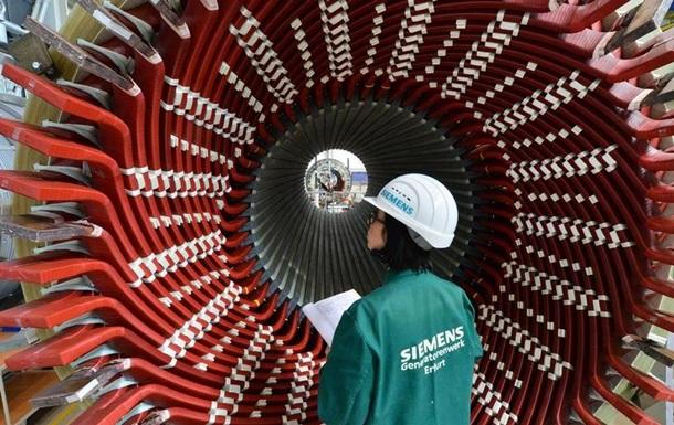 Siemens уклав велику угоду на будівництво електростанції в Росії
