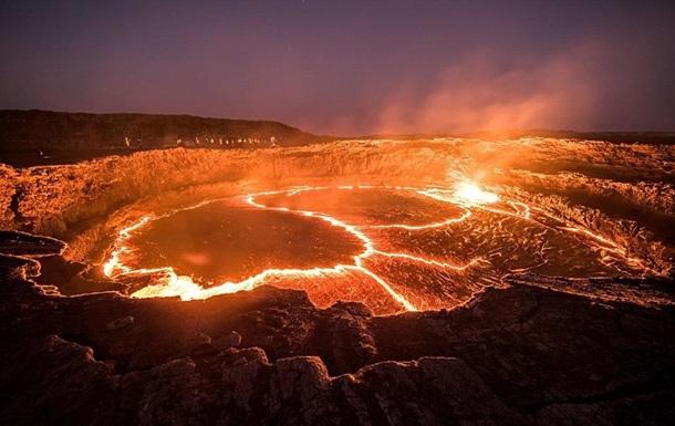 Под США обнаружен огромный пузырь из магмы